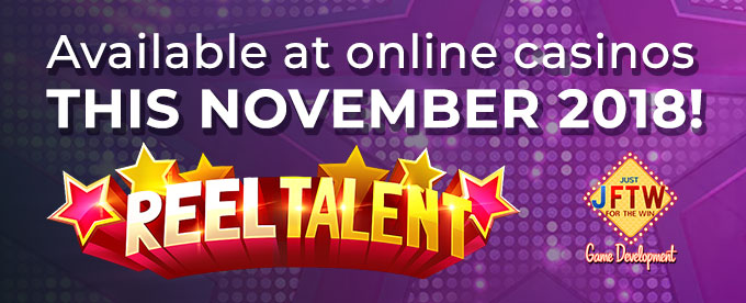 Reel Talent slot by Just for The Win