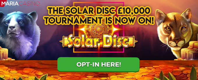 Click here to opt-in for Maria casino tournaments