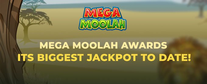 Click to play Mega Moolah slot