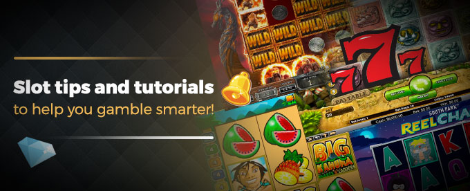 Get slot tips to help  you gamble smarter