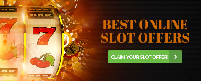 online slot offers