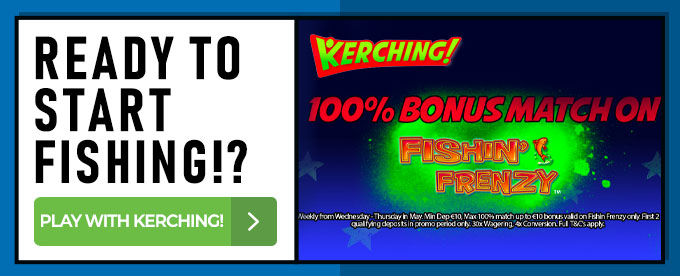 Kerching May Promotion
