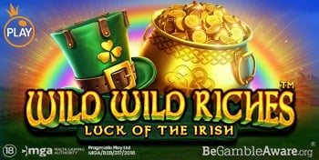 Game of the Week - Wild Wild Riches