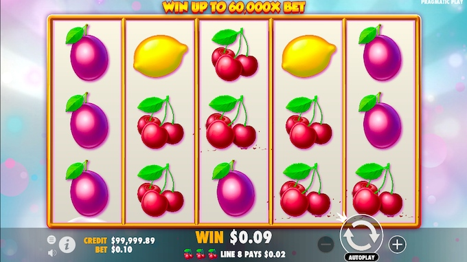Extra Juicy Slot game