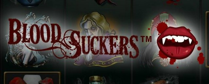 Play Blood Suckers slot on Rizk Casino