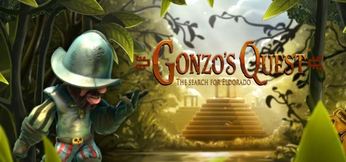 Play Gonzo's Quest slot on Mr Smith Casino