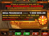 Play Mega Moolah on Dunder Casino