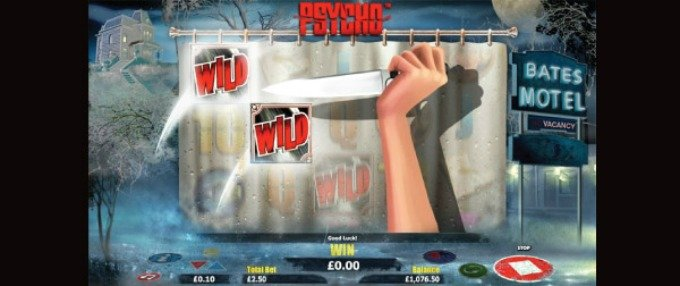 Play Psycho slot on Mr Green casino