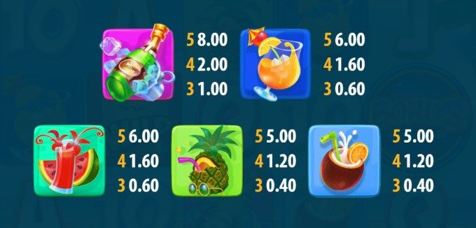 Play Spinions slot on Maria Casino