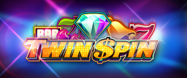 Play Twin Spin slot on Rizk casino