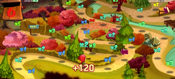 Play FairyTale Legends: Red Riding Hood Slot at Rizk casino