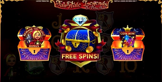 Play FairyTale Legends: Red Riding Hood Slot at Betsafe casino