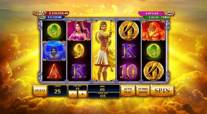 Play Age of the Gods: Furious 4 slot at bgo casino