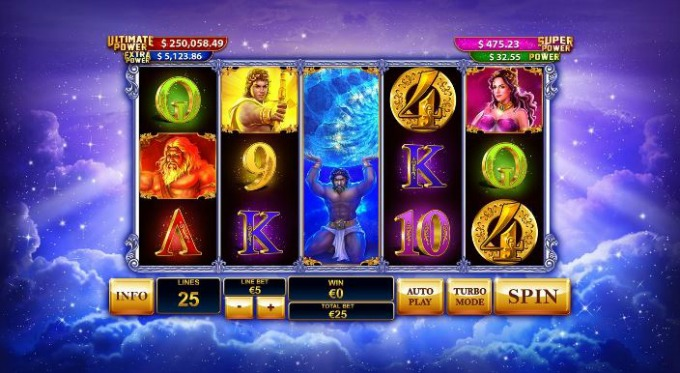 Play Age of the Gods: Furious 4 slot at Paddy Power casino