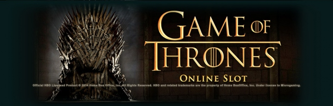 Play Game of Thrones slot on ComeOn! Casino