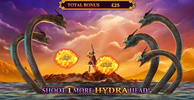 Play Age of the Gods: Prince of Olympus slot at Paddy Power Casino