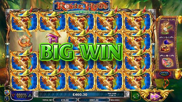 Play Robin Hood Prince of Tweets Slot on Betsafe casino