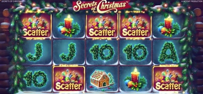 Play Secrets of Christmas slot soon at LeoVegas casino