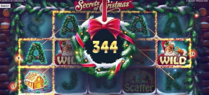 Play Secrets of Christmas slot soon at ComeOn casino