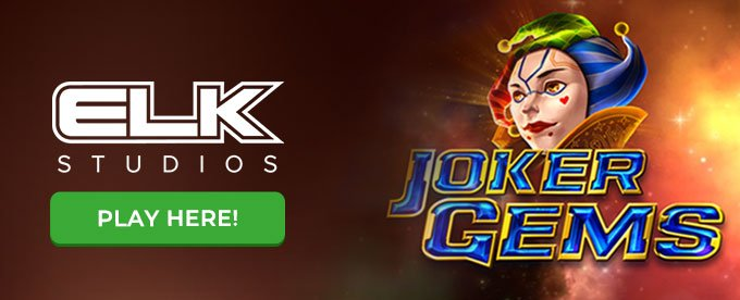 Click here to play Joker Gems slot