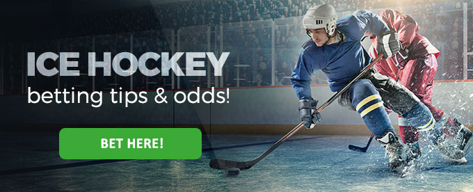 Ice Hockey betting tips and odds