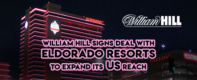 William Hill Eldorado deal