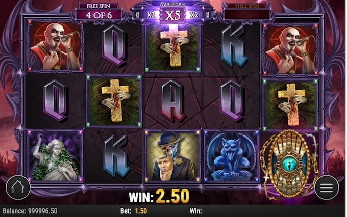 Demon slot review - play n go