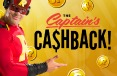 Rizk Casino is giving back with the new Cashback promo