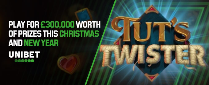 Unibet casino Christmas promotions