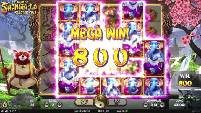 The Legend of Shangri La slot slot - play and win here