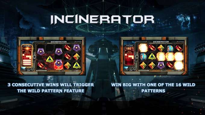 Incinerator Online Video Slot – Yggdrasil Gaming