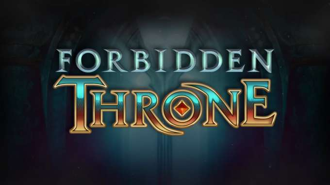 Forbidden Throne Online Slot Promo