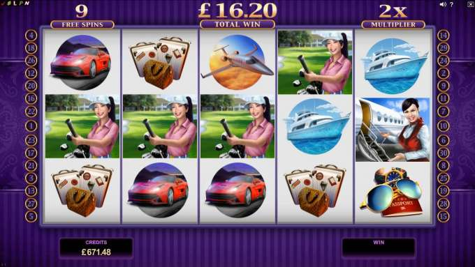 Life of Riches Online Slot Promo