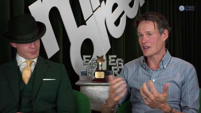 What is Mr Green Reel Thrills - exclusive interview
